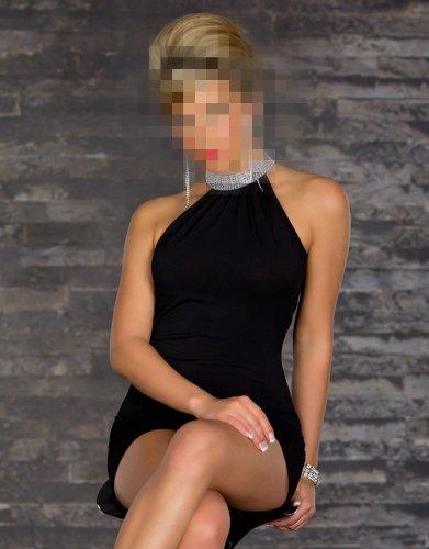 4691 Neckholder-Minikleid Stretch-Stoff robes Kleid dress Gr. 36 38 Schwarz - 2