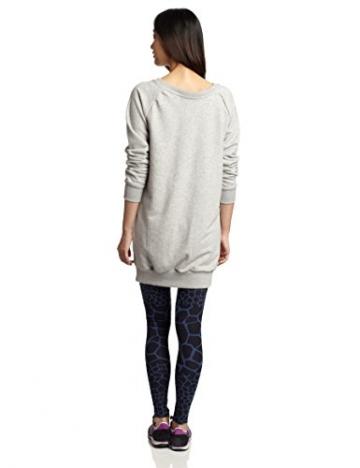 adidas Damen Kleid Sweat Dress, Medium Grey Heather, 38, M30776 -