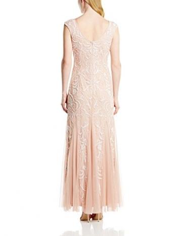 Adrianna Papell Damen Kleid, Rosa (Blush), 34 - 2