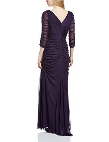 Adrianna Papell Damen Schlauch Kleid, Gr. 40, violett(Aubergine) - 2