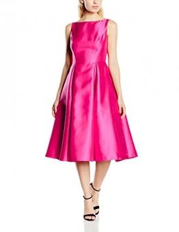 Adrianna Papell Damen Skater Kleid Gr. 38, Rosa - Pink (Fuschia) - 1