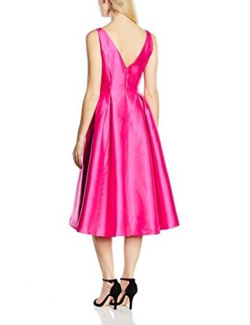 Adrianna Papell Damen Skater Kleid Gr. 38, Rosa - Pink (Fuschia) - 2