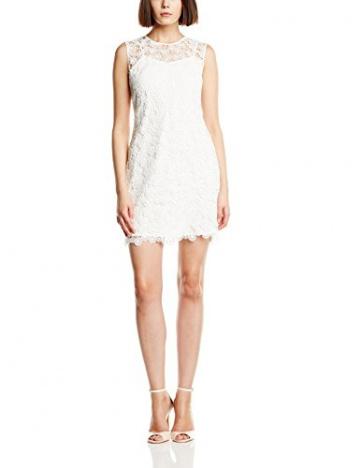 Almost Famous Damen Kleid Gr.38 (Herstellergröße: 10), Weiß - Weiß - 1
