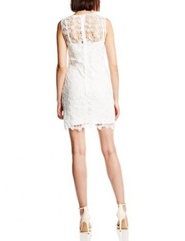 Almost Famous Damen Kleid Gr.38 (Herstellergröße: 10), Weiß - Weiß - 2