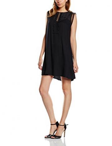 Ange Damen, Skater, Kleid, CEBA, GR. 36 (Herstellergröße: 1), Schwarz (Noir) - 1