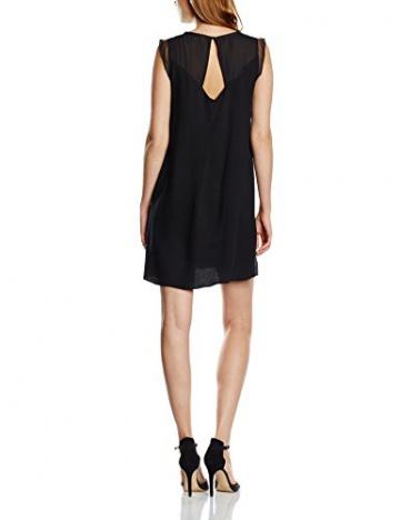 Ange Damen, Skater, Kleid, CEBA, GR. 36 (Herstellergröße: 1), Schwarz (Noir) - 2