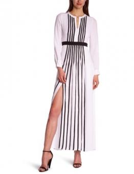 BCBGMAXAZRIA Damen Kleid WQR6V997 Chemise, Weiß (White Co.), 40 (Herstellergröße: L) - 1