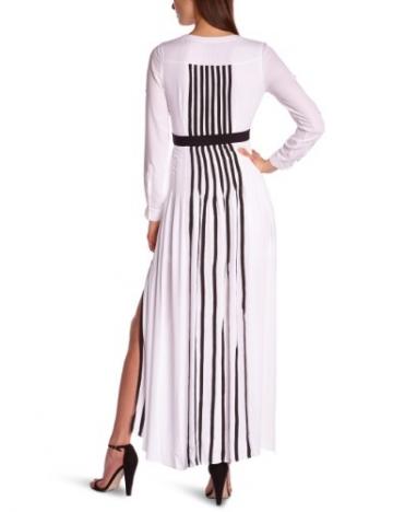 BCBGMAXAZRIA Damen Kleid WQR6V997 Chemise, Weiß (White Co.), 40 (Herstellergröße: L) - 2