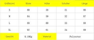 Belle Style Rückenfrei Kleid Damen IHRKleid® Elegant Etuikleid Knielang Festliche Kleider (M, Schwarz) - 6