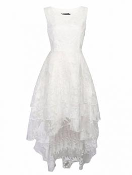 Wählen Sie für authentisch stabile Qualität am besten billig Weißes Kleid mit Spitze Übersicht ⋆ Sexy-Kleider.com
