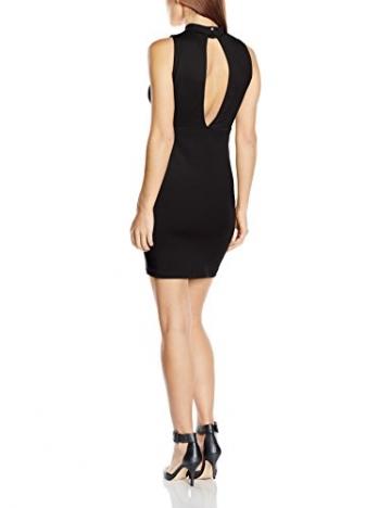Blend Damen Schlauch Kleid Ready dress CA1, Mini, Gr. 34 (Herstellergröße: XS), Schwarz (20100 Black) - 2