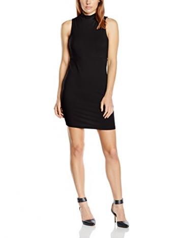 Blend Damen Schlauch Kleid Ready dress CA1, Mini, Gr. 34 (Herstellergröße: XS), Schwarz (20100 Black) - 1