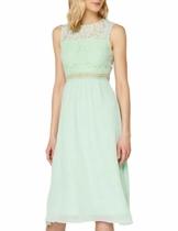 Brautkleid Brautjungfernkleid Hochzeitskleid TRUTH & FABLE Celadon-Grün 1
