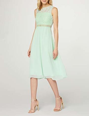 Brautkleid Brautjungfernkleid Hochzeitskleid TRUTH & FABLE Celadon-Grün 2