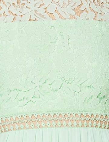 Brautkleid Brautjungfernkleid Hochzeitskleid TRUTH & FABLE Celadon-Grün 6
