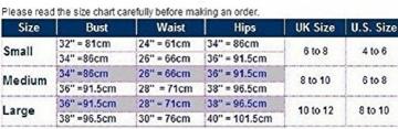 Calistous Rückenfreies Mini-Kleid für Damen, gebunden, elegant, pflegt die eigene Moral, Größe M, Khaki, schwarz, M-Black -