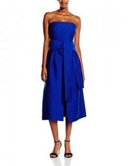Cameo Damen, A-Linie, Kleid, Wake Me, GR. 34 (Herstellergröße:Small), Blau (cobalt) - 1