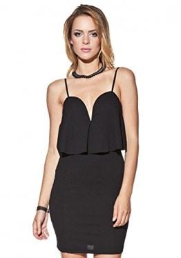 Candy Dresses - Trägerkleid mit tiefen Herzausschnitt -