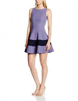 Closet Damen Kleid Gr. 36, Violett - Violett - 1