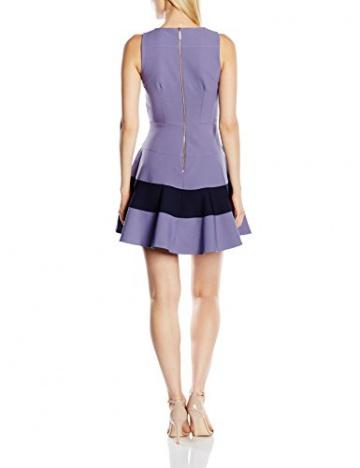 Closet Damen Kleid Gr. 36, Violett - Violett - 2