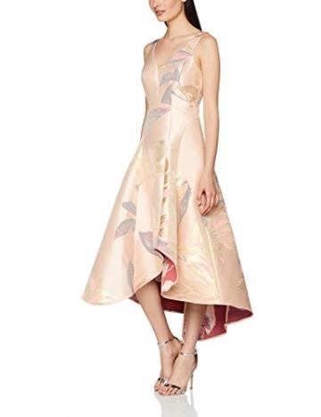 Coast Damen A-Linie Kleid Rina Midi, mehrfarbig, 40 (Herstellergröße: 14) - 1