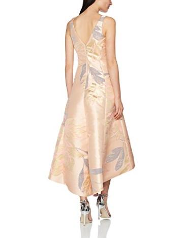 Coast Damen A-Linie Kleid Rina Midi, mehrfarbig, 40 (Herstellergröße: 14) - 2