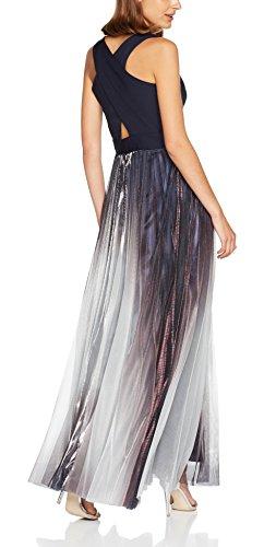 Coast Damen Kleid Roma Maxi, Multicoloured (Multi), 36 (Herstellergröße: 10) - 2