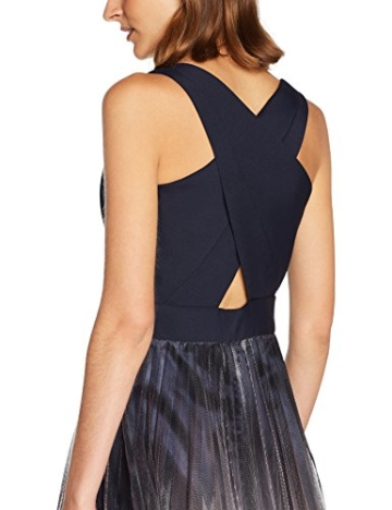 Coast Damen Kleid Roma Maxi, Multicoloured (Multi), 36 (Herstellergröße: 10) - 4