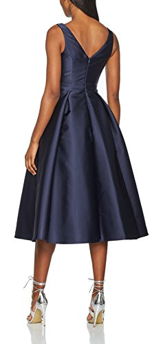 Coast Damen Kleid Taylor, Blau (Navy 20), 32 - 2