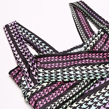 cooshional damen kleider V-Ausschnitt sexy Minikleid Sommer Spahettiträger -