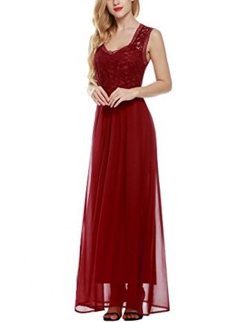 Cravog Rotes Damen Abendkleid Sexy Kleider Com
