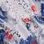 Damen Kimono Weinlese 3/4 Hülsen V-Ausschnitt hohle Spitze Stitching kurzes Kleid Sommerkleid Frauen Boho Geometrie Printed Lose Bluse Strandkleid(Darin nicht enthalten Gürtel) -
