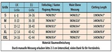 Damen Sommerkleid Kleider Maxikleid Streifen Schulterfrei Rundhals High Waist Lang Kleid Partykleid (M, Schwarz) -