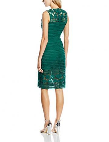 Darling Damen EtuiKleid Gr. 34, Grün - Green (Emerald) - 2