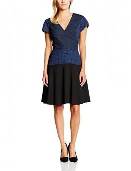 Derhy Damen Kleid Gr. 40, Blau - Blau - 1