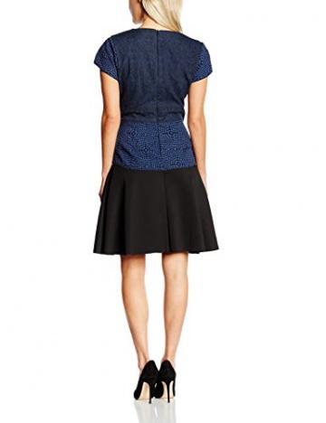 Derhy Damen Kleid Gr. 40, Blau - Blau - 2