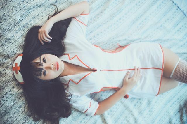 Sexy Krankenschwester