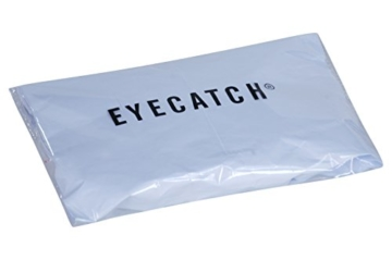 EyeCatch - Annalise Frauen V-Ausschnitt, Flugelarmeln, Figurbetontes Stretch Kurz Damen Minikleid - 7