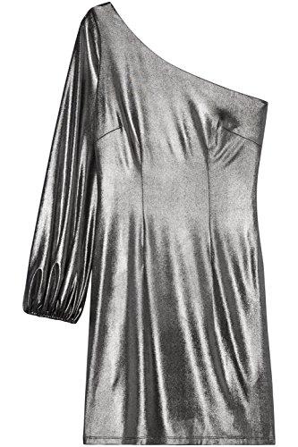 find. 13759 cocktailkleid, Silber (Silver), 38 (Herstellergröße: Medium) - 4