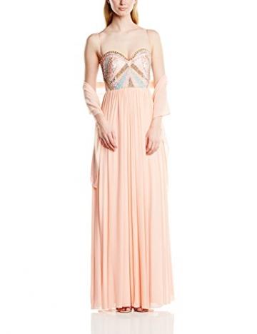 Forever Unique Damen festlich Kleid, Gr. 40, Rosa - 1