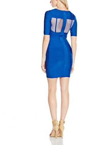 Forever Unique Damen, Schlauch, Kleid, Anousha, GR. 36 (Herstellergröße: Size 10), Blau (blue) - 2