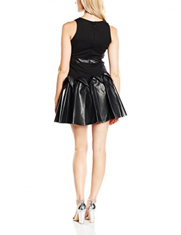 Forever Unique Damen, Skater, Kleid, Buffy, GR. 34 (Herstellergröße: Size 8), Schwarz (black) - 2