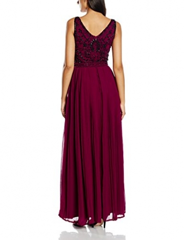Frock and Frill Damen Kleid Gr. 38, Rosa - Rosa - Deep Pink - 2