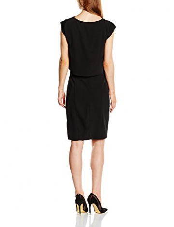 GESTUZ Damen Cocktail Kleid Esme dress, Knielang, Gr. 34, Schwarz (Balck 90001) - 2