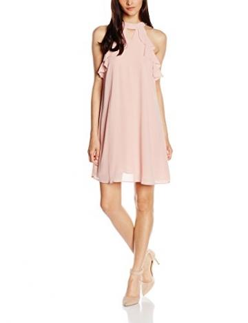 Glamorous Damen Kleid Sleeveless, Rosa (Light Dusty Pink), 42 (Herstellergröße: Large) -