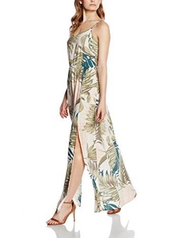 Hailys Damen Kleid SS V DR Trisha, Weiß (Offwhite 12000), 36 (Herstellergröße: S) -