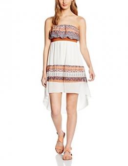 Hailys Damen Kleid T TB P DR Aubrey, Weiß (Offwhite 12000), 40 (Herstellergröße: L) -