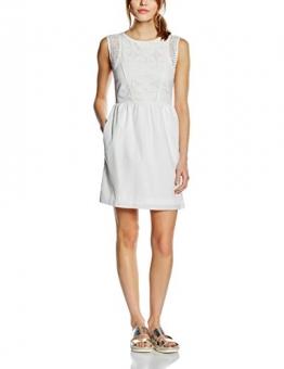 Hilfiger Denim Damen Etui Kleid 1657665246, Mini, Gr. 38 (Herstellergröße: MD), Weiß (CLASSIC WHITE 100) -