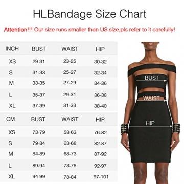 HLBandage Spaghetti Bügel Damen Kunstseide Mini Verband Kleid(L,Schwarz) -