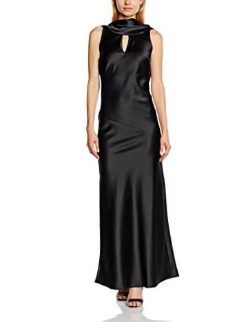HotSquash Damen Kleid Gr. 34, Schwarz - Schwarz - 1